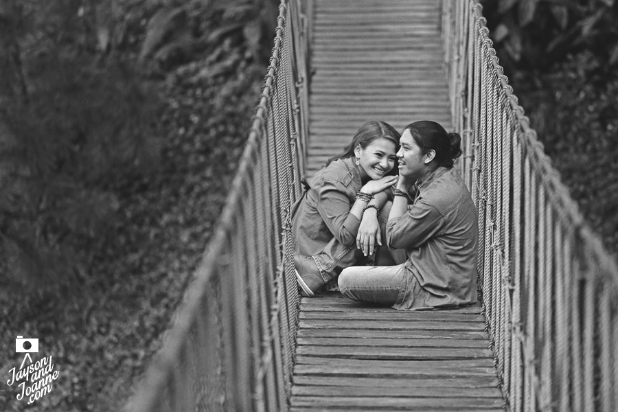 Guerilla Tactics and Tin Pre-Wedding Photography by Jayson and Joanne Arquiza Styling by Aira Franco