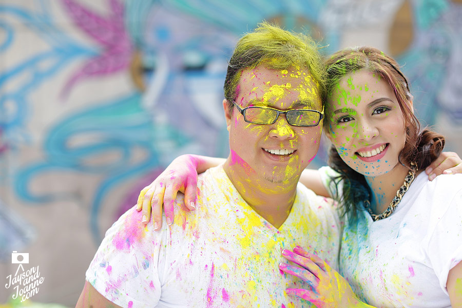 Janver and Precious Colors Pre-Wedding Photography by Jayson and Joanne Arquiza