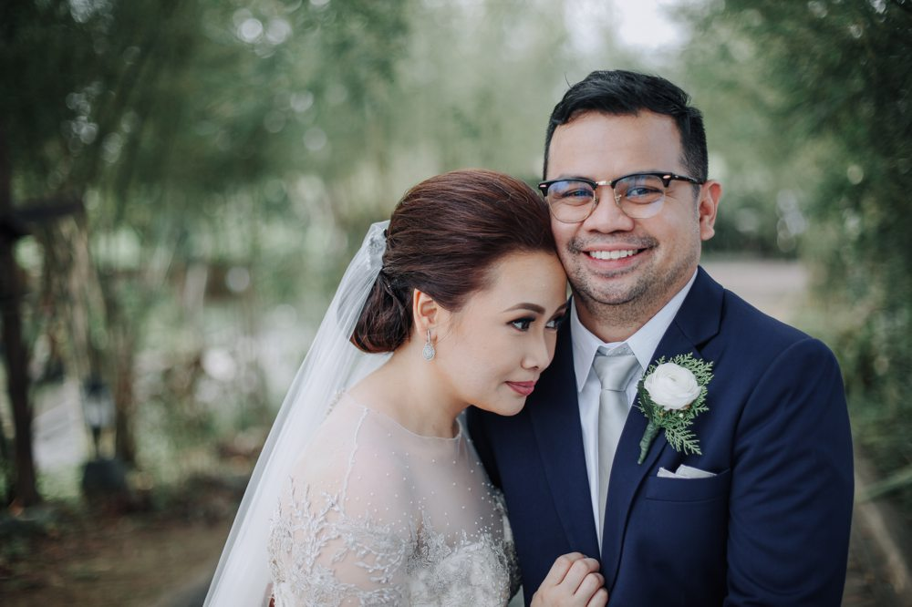 Dennis and Jeszel Hillcreek Tagaytay Wedding Photography by Jayson and Joanne Arquiza