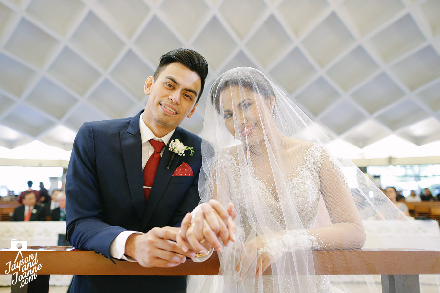 Miguel and Marie Don Bosco Fairmont Wedding