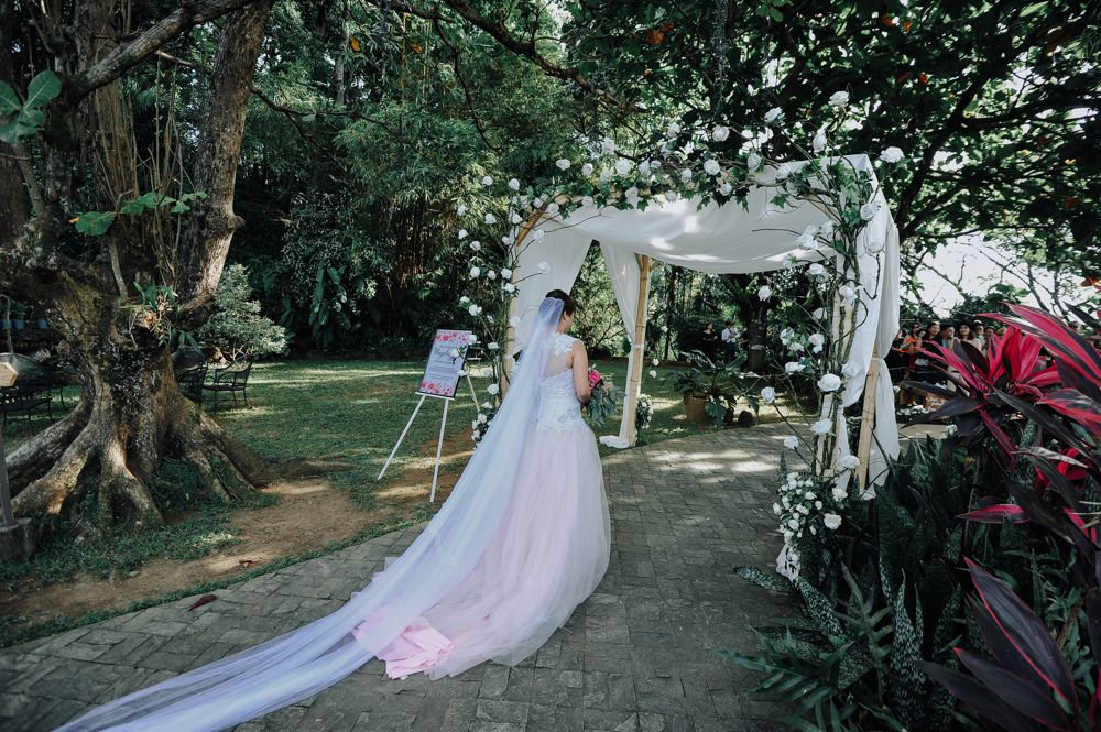 Rye and Sarah's Antipolo Wedding