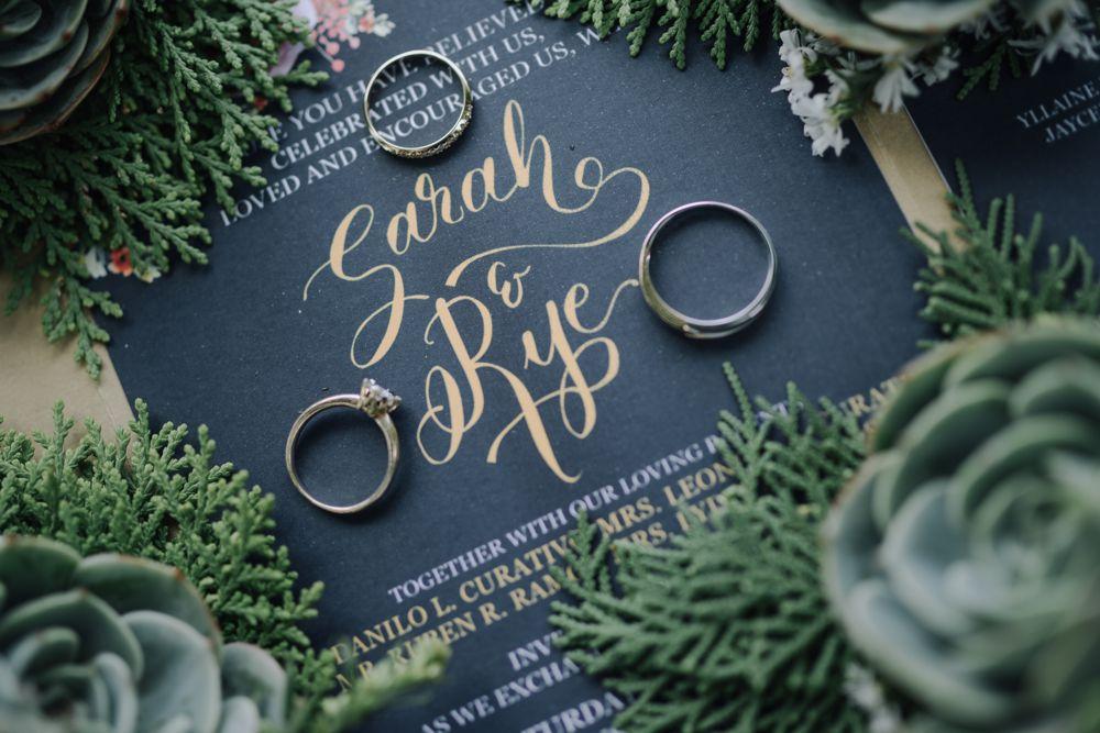 Rye and Sarah's Antipolo Wedding