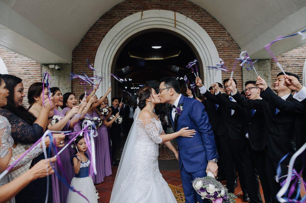 Vincent and Pam Balai Taal San Antonio de Padua Wedding