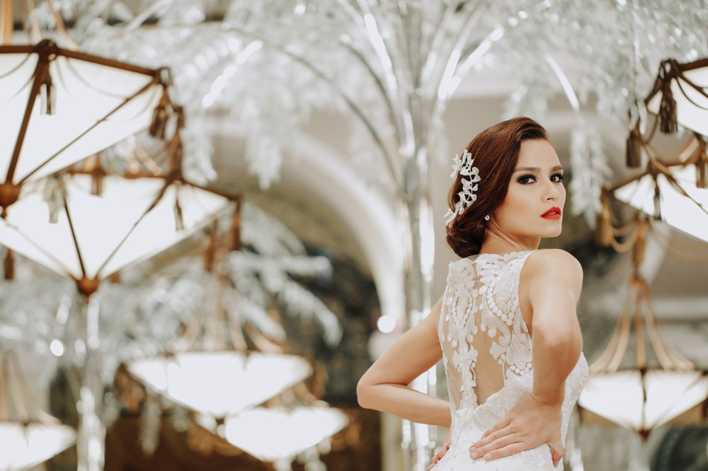 Zandra Lim's Epoque Collection Photography by Jayson and Joanne Arquiza