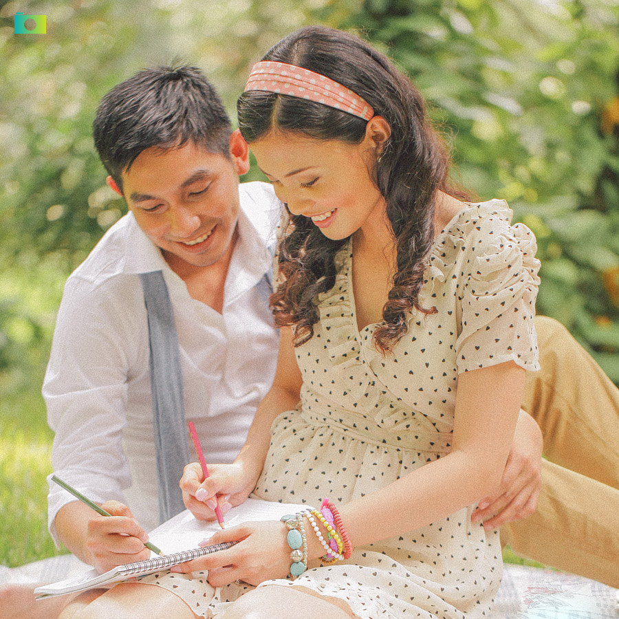 Ryan and Cielo Engagement Shoot by Jayson and Joanne Arquiza