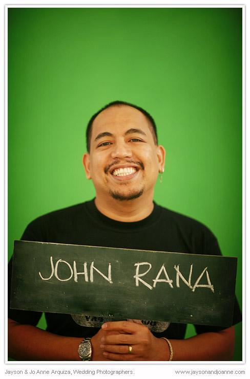 John Abet Rana