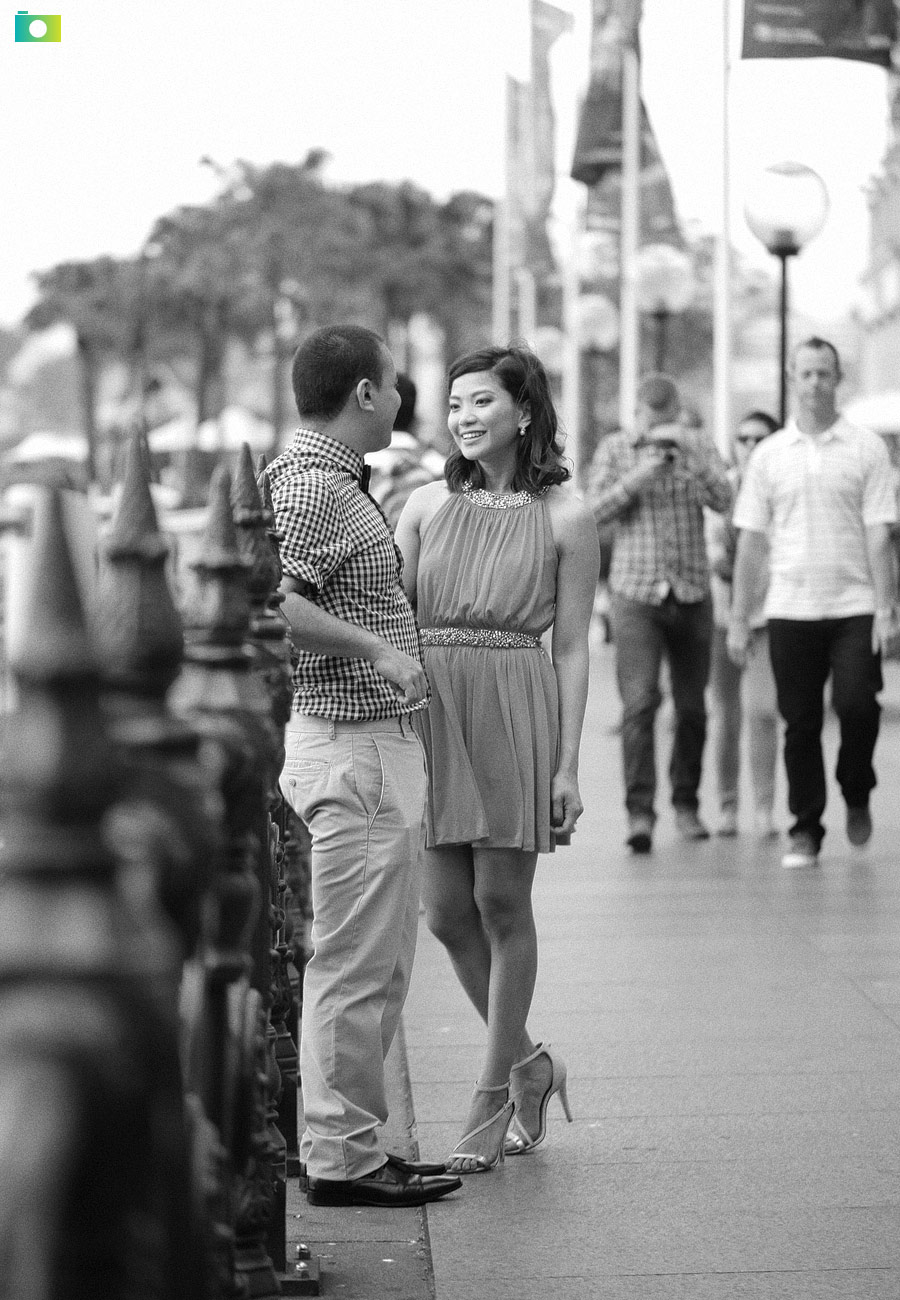 Sanip and Ming Pre-Wedding Photography by Jayson and Joanne Arquiza
