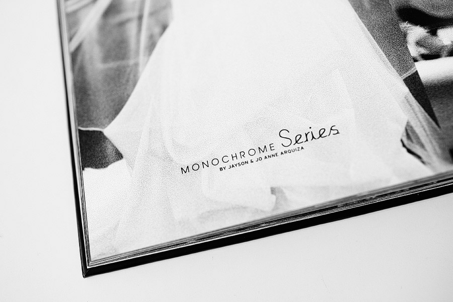 Monochrome Series (Sample Album) Actual Photos
