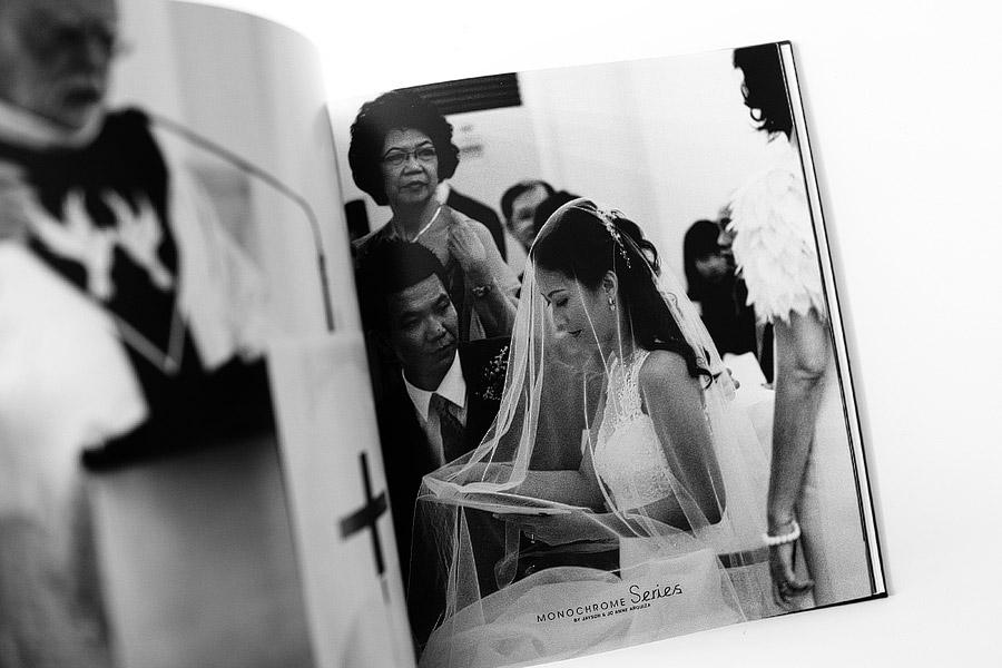 Monochrome Series (Sample Album) Actual Photos